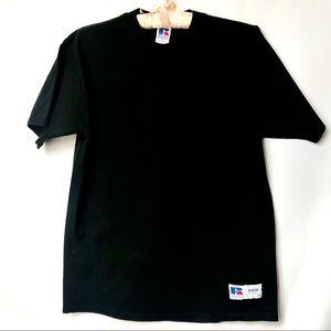 Vintage Russell Athletic black short sleeve tee